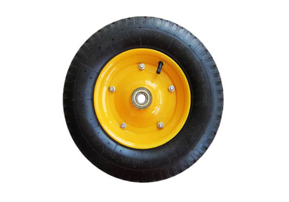 4.00-8 Rubber Wheel